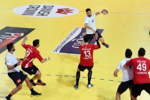 Από την ΕΡΤ3 το δευτερο παιχνίδι Τουρκία- Ελλάδα!
