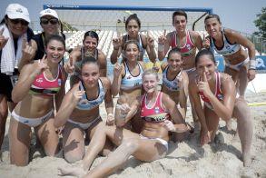 BEACH HANDBALL .Δύο νίκες η εθνική γυναικών με Κίνα και Αυστραλία