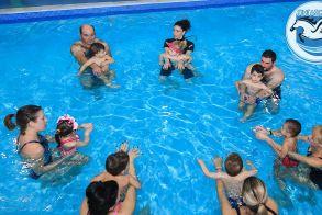 Στον ΠΗΓΑΣΟ το πρώτο δίπλωμα βρεφικής κολύμβησης στην Ελλάδα.!!!
