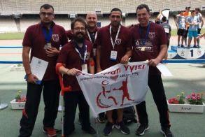 Πανελλήνιο Πρωτάθλημα Στίβου ΑμεΑ 2021: Με πέντε αθλητές/τριες το
