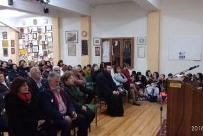 Πραγματοποιήθηκε η εκδήλωση ιστορικής μνήμης & λαϊκής παράδοσης από την Θρακική Εστία Βέροιας