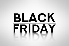 Φέτος Black Friday διαρκείας και με προσφορές χρώματος γκρι !!!