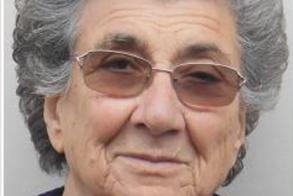Ετήσιο μνημόσυνο της Καλλιόπης Βουρούτζη (Πόπη) Χήρα Ζήση