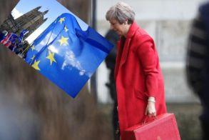 Brexit: Δραματικές ώρες στην Βρετανία! Τελεσίγραφο της Μέι για την συμφωνία!