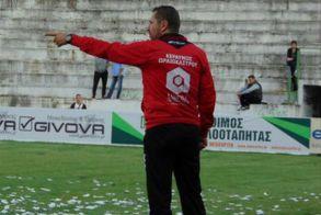 Νέος προπονητής στα Τρίκαλα ο Βασίλης Καστανιώτης