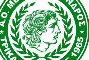 Μόνο η  ομάδα του Μ. Αλέξανδρου Τρικάλων από την Ημαθία στη Γ' Εθνική της νέας σεζόν