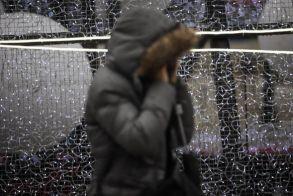 Ραγδαία επιδείνωση του καιρού - Καταιγίδες, χιόνια και θυελλώδεις άνεμοι