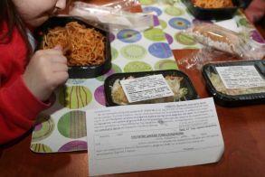 Γεύματα στα σχολεία  με ευαισθησία και όχι   ως παυσίπονα φτώχιας
