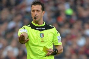 Super League: Οι διαιτητές της 7ης αγωνιστικής (20-22/10) Άρης- ΠΑΟΚ ο Ιταλός Ντοβέρι.