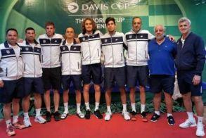 Τένις - Ε.Φ.Ο.Α.: Μια ανάσα από την πρόκριση η Εθνική στο Davis Cup