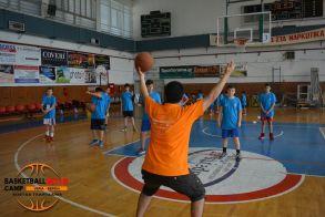 Ξεκίνησε το 5o Veria Basketball Camp του Κώστα Τσαρτσαρή
