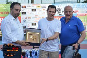 Με την παρουσία του Δημήτρη  Ιτούδη έπεσε η αυλαία της πρώτης περιόδου του Veria Basketball Camp 2019