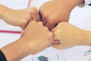 Καλή θητεία  με πνεύμα συνεργασίας