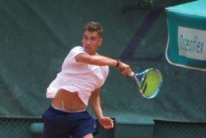 Πρώτος στην πανελλήνια κατάταξη του τένις ο Δημοσθένης  Ταραμονλής