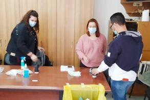 ΔΕΥΑΒ ΒΕΡΟΙΑΣ: Αρνητικά τα rapid tests στην Πέμπτη Διαγνωστική Εξέταση