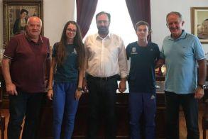 Με τις ευχές και την στήριξη του Δήμου Βέροιας οι Κελεπούρης και Ιωαννίδου στην μακρινή Αργεντινή