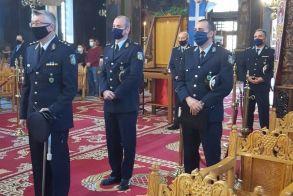 «Ημέρα της Αστυνομίας» και του Προστάτη του Σώματος Αγίου Αρτεμίου