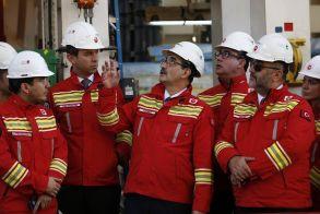 Τούρκος υπουργός ενέργειας: Η Μεσόγειος είναι το καζάνι και εμείς η κουτάλα