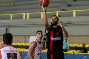 Αποκλείστηκε από το κύπελλο ο Φίλιππος ήττα 87-72 στο Παγκράτι