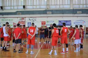 Την Δευτέρα 19 Αυγούστου ξεκινάει η προετοιμασία της ομάδας μπάσκετ του Φιλίππου