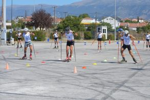 Διεθνής αγώνας ρόλλερσκι σε Βέροια και Νάουσα