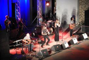 Ψαραντώνης - Χαίνηδες, μια ξεχωριστή συναυλία στο θέατρο Άλσους