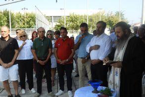 Πραγματοποιήθηκαν τα εγκαίνια των πέντε νέων γηπέδων τένις στο ΔΑΚ Μακροχωρίου «Δ. Βικέλας» - ΒΙΝΤΕΟ