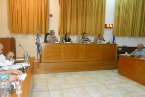 Δημοτικό Συμβούλιο Αλεξάνδρειας:  Ευχές για τους Ημαθιώτες της Βουλής… αλλά και κόντρες για τα σκουπίδια και τους υδρονομείς στη χθεσινή συνεδρίαση