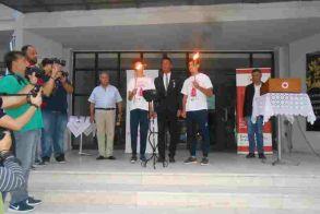 Πραγματοποιήθηκε η 17η λαμπαδηδρομία εθελοντικής Αιμοδοσίας από το Περιφερειακό Τμήμα του Ερυθρού Σταυρού στην Αλεξάνδρεια (φωτό)