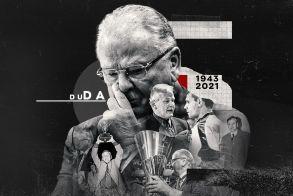 Πέθανε ο Ντούσαν Ίβκοβιτς σε ηλικία 78 ετών