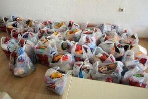 Η Εύξεινος Λέσχη Βέροιας, Νάουσας και Αλεξάνδρειας συγκεντρώνουν τρόφιμα για τους σεισμόπληκτους της Ελασσόνας