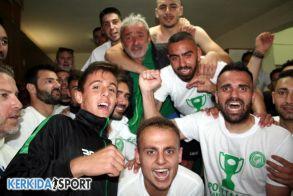 Πανηγυρίζει την άνοδο στη Γ' Εθνική ο Μέγας Αλέξανδρος Τρικάλων! νίκησε με 3-0 τον ΠΑΟΚ