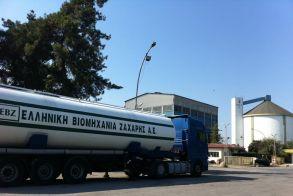 Σε κρίσιμο σημείο η  Ελληνική Βιομηχανία Ζάχαρης
