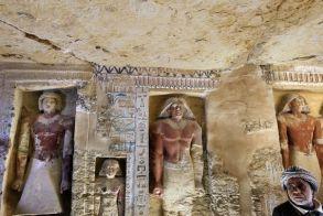 Αίγυπτος: Ανακαλύφθηκε