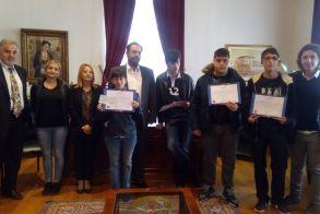 1ο Βραβείο στο Ενιαίο Ειδικό Επαγγελματικό Γυμνάσιο - Λύκειο Βέροιας