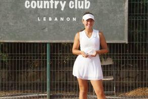 Το σήκωσε η Λαζαρίδου στη Βηρυτό! (Εικόνες)