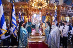 Εορτάστηκε η 109η επέτειος της απελευθερώσεως της Χαλάστρας