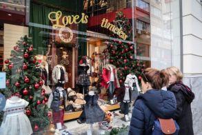 Ξεκινά το Χριστουγεννιάτικο ωράριο λειτουργίας στη Βέροια - Ποιες Κυριακές θα ανοίξουν τα καταστήματα