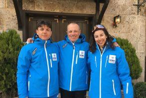 Στο Παγκόσμιο Πρωτάθλημα σκι αντοχής οι Μαρία Ντάνου και Γιώργος Αναστασιάδης του ΕΟΣ Νάουσας
