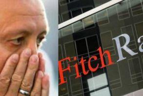 «Χαστούκι» σε Ερντογάν: O οίκος Fitch υποβάθμισε την Τουρκία