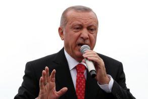 Ερντογάν: Δεν μας νοιάζει τι λέει ο Τσίπρας! Θα κάνουμε γεωτρήσεις