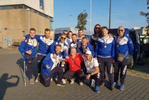 Γράφει ιστορία η Εθνική Ομάδα Ποδοσφαίρου Ακρωτηριασμένων