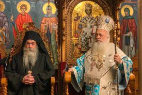 Δείτε τον εορτασμό του Ευαγγελισμού της Υπεραγίας Θεοτόκου στην ιστορική Ιερά Μονή της Παναγίας Δοβρά Βέροιας