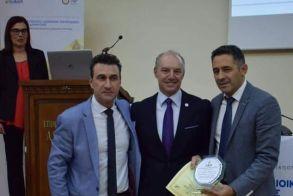 Αθλητικός Μάνατζερ της Χρονιάς ο Γιώργος Μπεμπέτσος