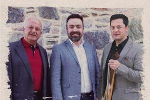 «Όπως παλιά με μια λύρα και μια φωνή» - Ποντιακή μουσική παράδοση στο Σείριο με τους Μ. Τσαχουρίδη, Αλ.Παρχαρίδη και Κ.Καραπαναγιωτίδη