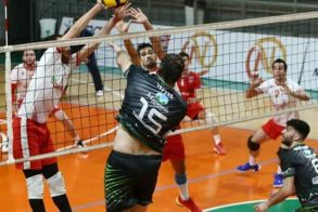 Hellenic Volleyball League . Βελτιωμένος ο Φίλιππος παρά την ήττα με 3-1 από τον ΠΑΟΚ