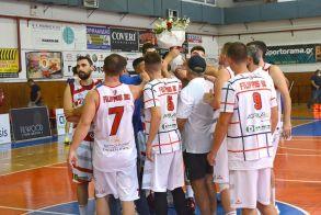 A2 Μπάσκετ . Φίλιππος Βέροιας - Ελευθερούπολη  77-92