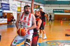 Μπάσκετ Β' Εθνική. Εύκολη νίκη του Φιλίππου 67-57 τον Έσπερο Λαμίας
