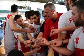 Μπάσκετ Β' Εθνική. Μία ακόμη νίκη του Φιλίππου 69-63 την Νίκη Βόλου