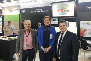 Σημαντικό διεθνές εμπορικό άνοιγμα   της Ημαθίας   στο Βερολίνο